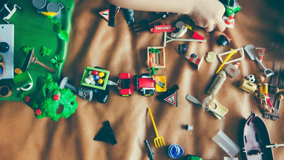 Zanim poprosisz dziecko o sprzątanie zabawek, a ono znowu odmówi…