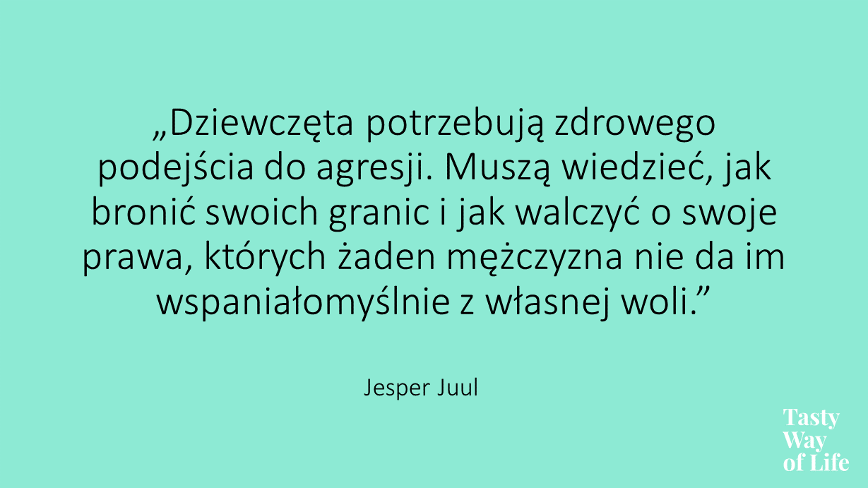 (Polski) Po co dziewczynkom agresja?