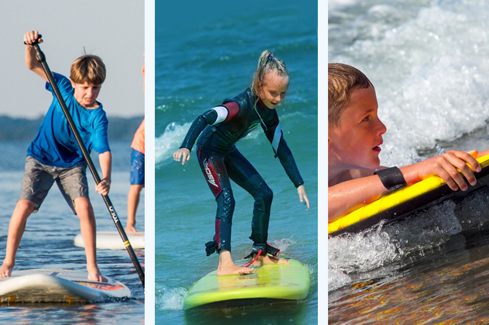 Na fali, czyli o pasji do surfingu i do dzieciaków [wywiad].